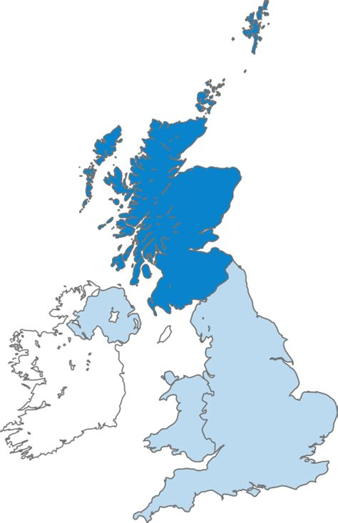 Datei:Map of Scotland within the United Kingdom