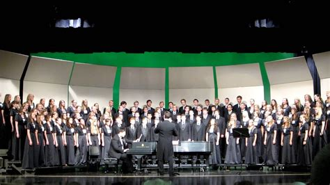 Sing a Song of Sixpence - OHS A Cappella Choir - YouTube
