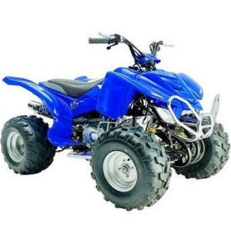 Motorcycle Best Picture Gallery: Yamaha 110cc ATV Photos