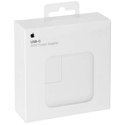 Apple 30W USB C Power Adapter - Smartphones, tablets and
