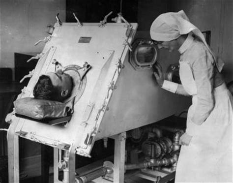 Who Invented the Iron Lung Respirator? | Synonym