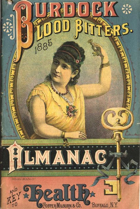 Time, Tide, and Tonics - Heyday of the Patent Medicine Almanac