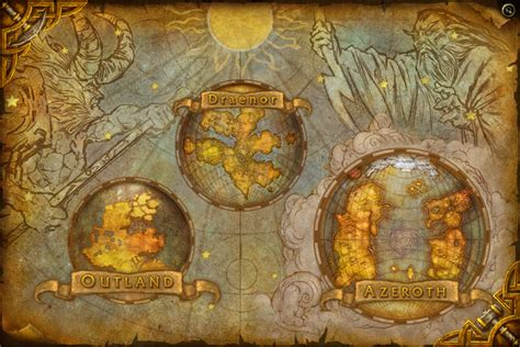 Planet - WoWWiki - Your guide to the World of Warcraft