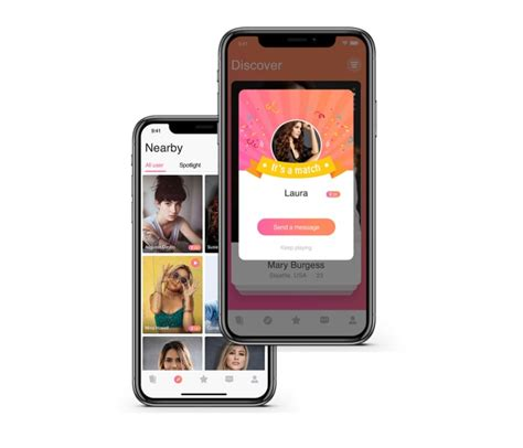 Develop a custom dating app like tinder by Ankit_223