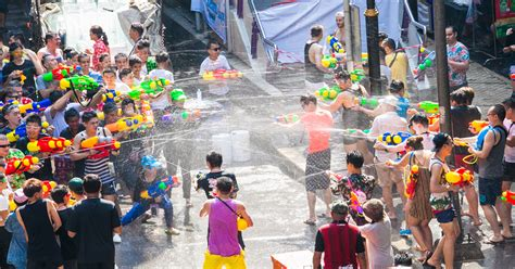 Where to Celebrate Songkran in Phuket? Here are the Places