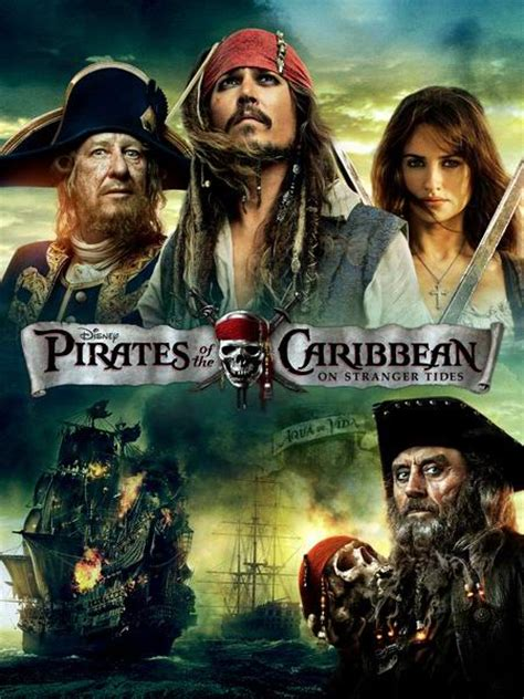 Pirates of the Caribbean: On Stranger Tides – Review | The