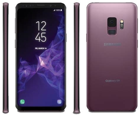 Samsung Galaxy S9 SM-G960F - Specs and Price - Phonegg