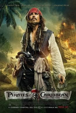 Pirates of the Caribbean: On Stranger Tides - Wikipedia