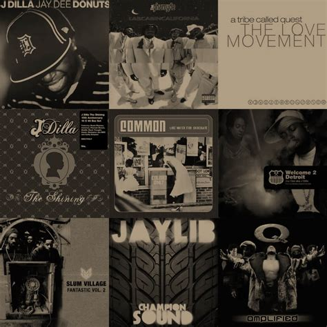 9 Important Albums Produced By J-Dilla - Hip Hop Golden