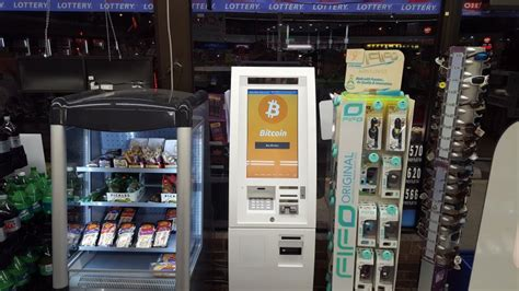 Bitcoin ATM in Lakewood, OH - Moon's Food Store