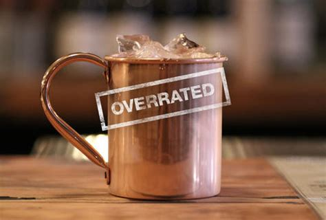 The Moscow Mule Sucks - Overrated Cocktails - Thrillist