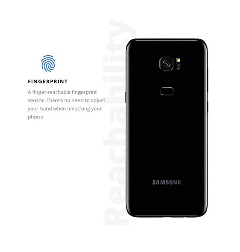 Samsung Galaxy S8 Reimagined With Even Narrower Bezels by