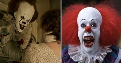 There's a very cool reference to Tim Curry in the new IT