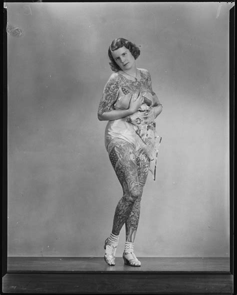 The Tattooed Venus and the Girl with the Dragon Tattoo