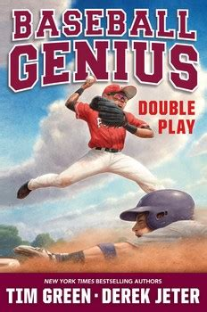 Double Play   Book by Tim Green, Derek Jeter   Official