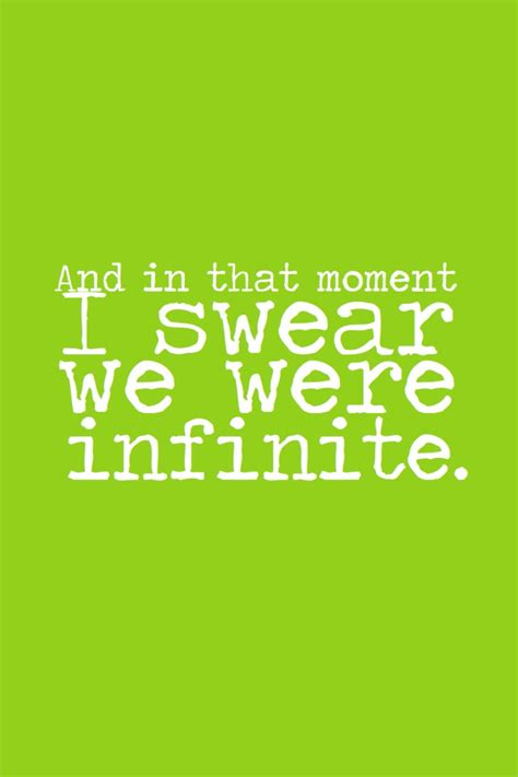 Perks Of Being A Wallflower Quotes Infinite