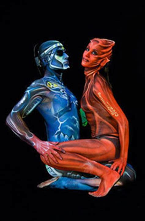 The World bodypainting festival - Dominican Republic Live
