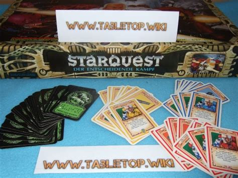 StarQuest – Tabletop
